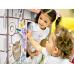 Детский домик-раскраска с наклейками