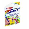 Набор фломастеров для рисования FUNTASTICS Е-15 (12 шт)