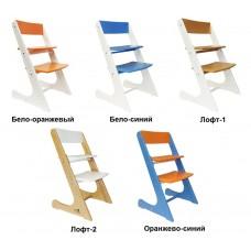Детский растущий стул Конёк Горбунёк двухцветный