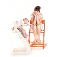 Детский деревянный регулируемый стул Котокота
