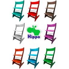 Регулируемый детский стул Hippo
