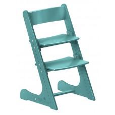 Детский растущий стул Конёк-Горбунёк (лазурный)