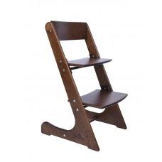 Детский растущий стул Конёк-Горбунёк (орех)