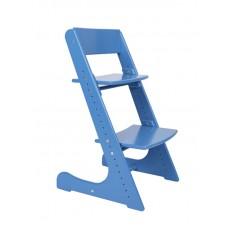 Детский растущий стул Конёк-Горбунёк (синий)