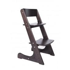 Детский растущий стул Конёк-Горбунёк (венге)