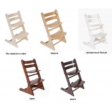 Детский регулируемый растущий стул RostOk
