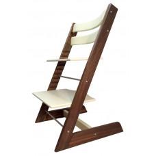 Детский растущий регулируемый стул Strong (дуб)