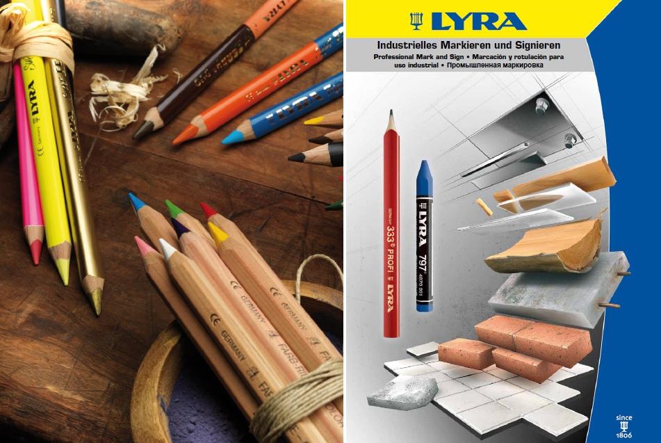 LYRA Bleistift-Fabrik GmbH&Co (Германия)