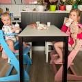 Детский стул Вырастайка