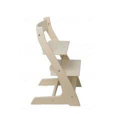 Регулируемый детский стул Hippo (бежевый)