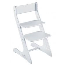 Детский растущий стул Конёк Стандарт (белый)