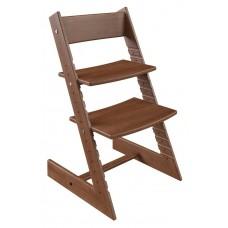 Детский стул Конёк-Горбунёк Премиум из бука (тёмный)