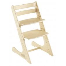 Детский растущий стул Конёк Комфорт (берёза)