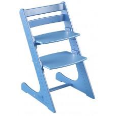 Детский растущий стул Конёк Комфорт (синий)