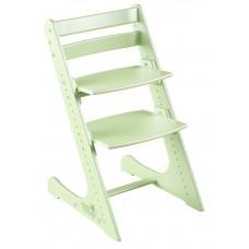 Детский растущий стул Конёк Комфорт (фисташковый)