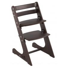 Детский растущий стул Конёк Комфорт (венге)
