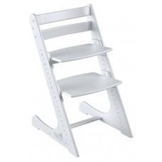 Детский растущий стул Конёк Комфорт (белый)