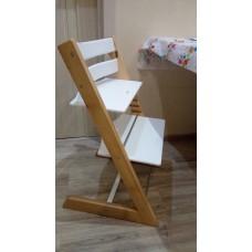 Детский растущий регулируемый стул Strong (лофт)