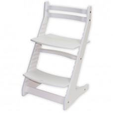 Детский универсальный стул Вырастайка (белый)