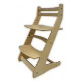 Детский  стул Вырастайка (береза)