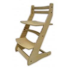 Детский универсальный стул Вырастайка (береза)